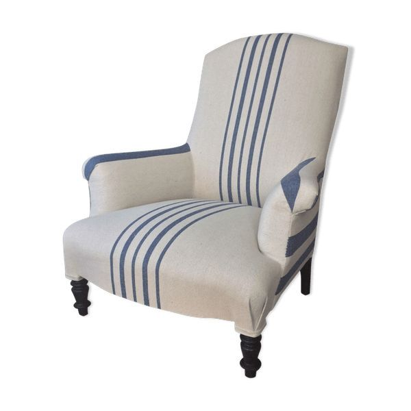 Fauteuil Anglais In 2020 Armchair Furniture Decor