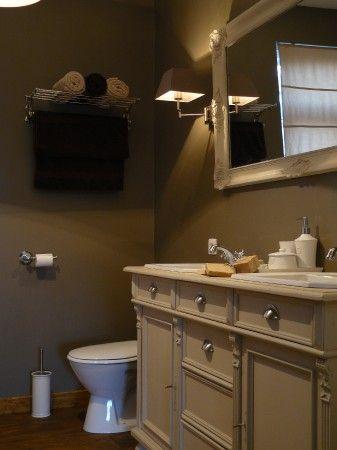 10 best brun images on pinterest brown bathroom and furniture. Black Bedroom Furniture Sets. Home Design Ideas