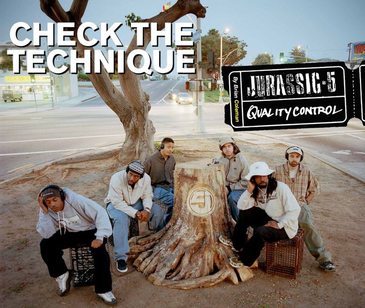 Check The Technique: The Origin of Jurassic 5 — Cuepoint — Medium