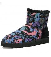 Classic Mini Ugg Boots - Camouflage Black $169.99 http://www.theonfoot.com