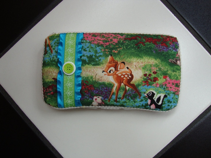 Baby Wipes Travel Case Pattern