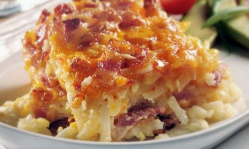 Slow Cooker Breakfast Bake love omelets and bacon, so that's why I love this Slow Cooker Breakfast Bake.  This recipe is definitely in our family's breakfast rotation.  We ...