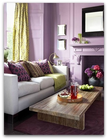 17 best ideas about lavender living rooms on pinterest lavender kitchen shades of gray color - Delicate apartment interior design with pale hues and movable walls ...