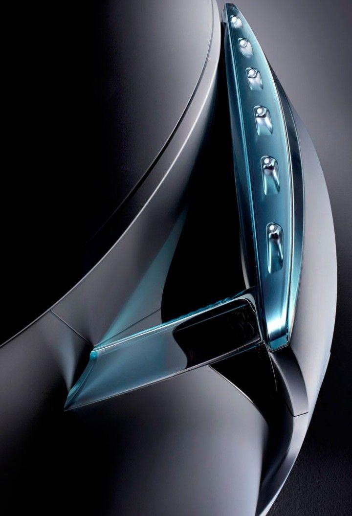 Toyota FT-Bh Concept Headlight detail link: