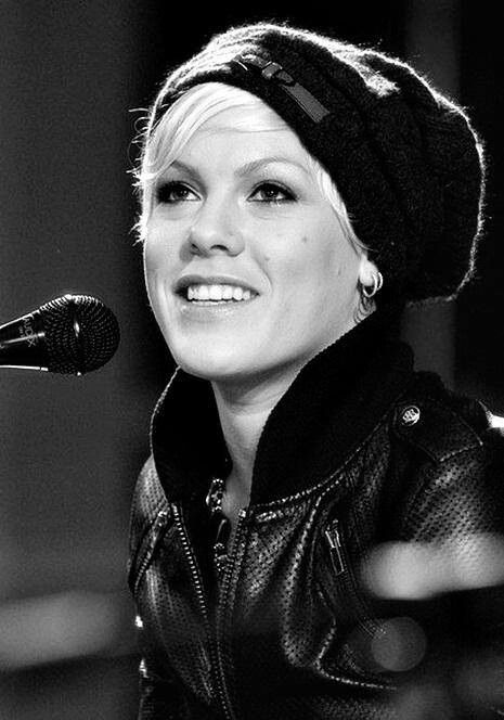 P!nk I luv her spirit, she does what she wants with no apologies