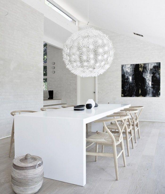 interior white contemporary