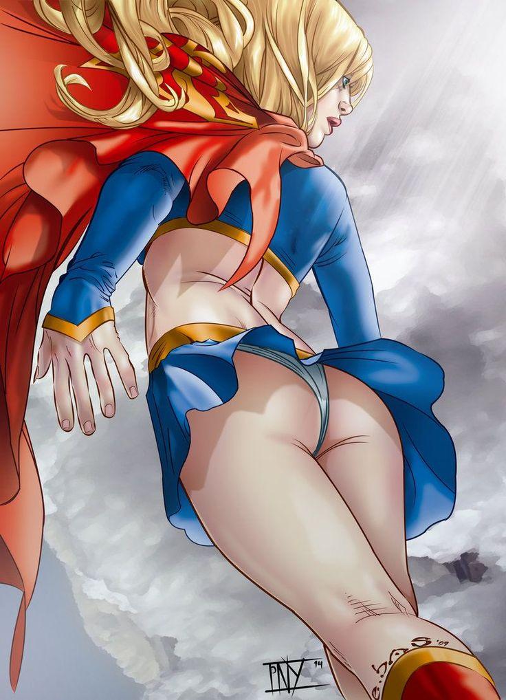 Supergirl by Ebas by tony058.deviantart.com on @DeviantArt