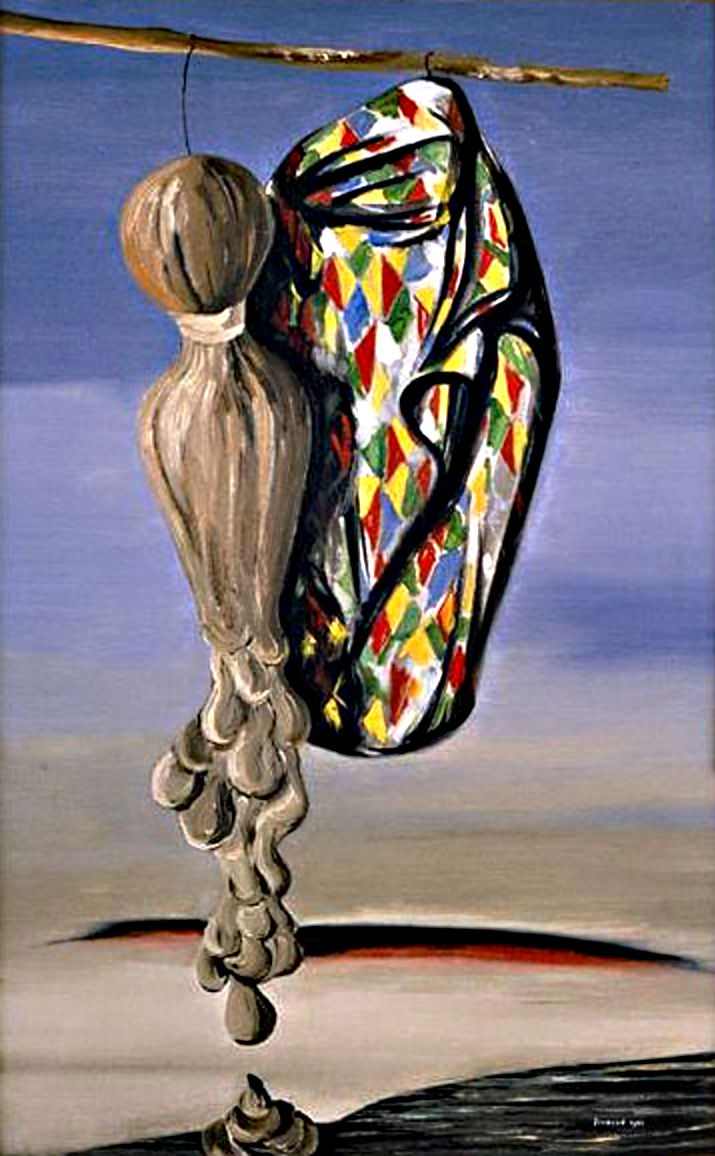 Člověk nesený větrem, 1934 | Jindř. Štýrský