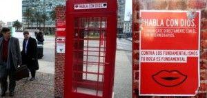 Una Cabina Telefónica En Montevideo ¨Para Hablar Con Dios¨  http://soloparatiradio.com/?p=5274