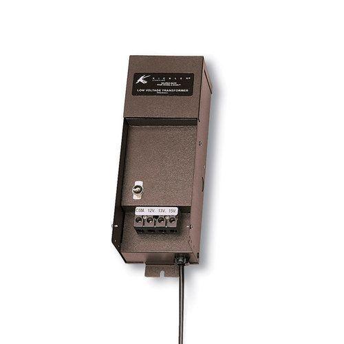 Kichler 300 Watt Manual Series Low Voltage Landscape Lighting Transfor
