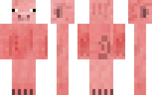 Crackling pig skin minecraft