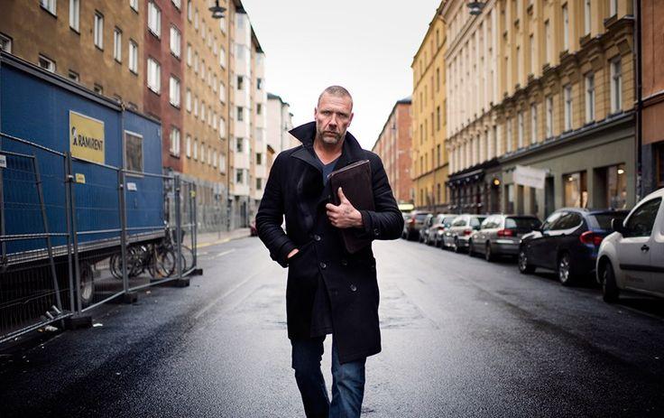 """Mikael Persbrandt ritar om podcastkartan"" - DN.SE"