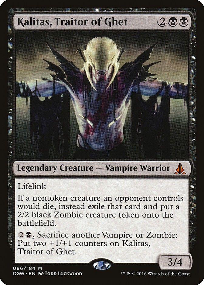 Xathrid Necromancer ~ Magic 2014 ~ NearMint ~ Magic The Gathering