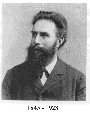 Wilhelm Conrad Röntgen( 27 March 1845– 10 February 1923) was a German/Dutchmechanical engineerandphysicist, who, on 8 November 1895, produced and detectedelectromagnetic radiationin awavelengthrange known asX-raysor Röntgen rays, an achievement that earned him the firstNobel Prize in Physicsin 1901.