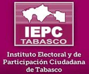 PRAXIS: EL INSTITUTO ESTATAL ELECTORAL DE TABASCO: CIEGO, ...