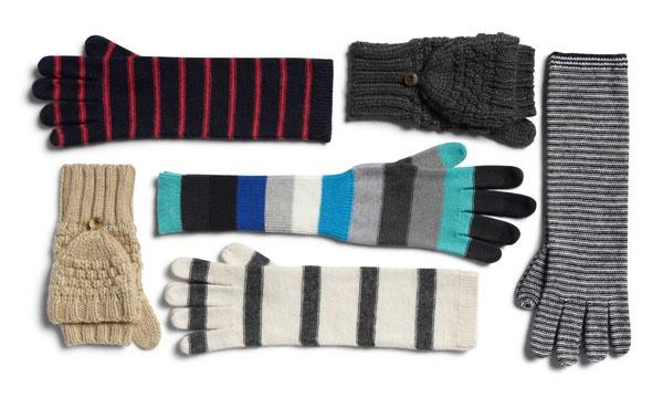 Cold weather gloves #GapLove