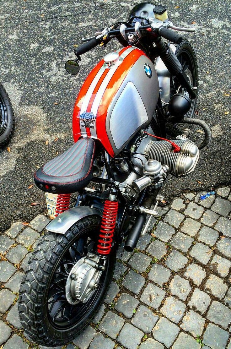 BMW custom Cafe Racer