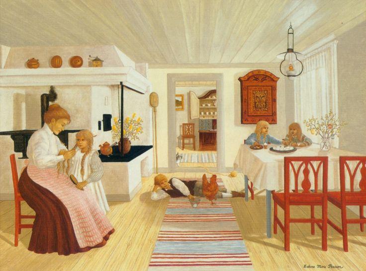 Sverigealmanackan von Erkers Maria Persson Borgvik - Värmland