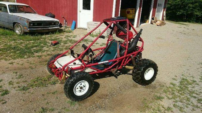 Honda Odyssey ATV FL350 For Sale in Greene, ME (With ...