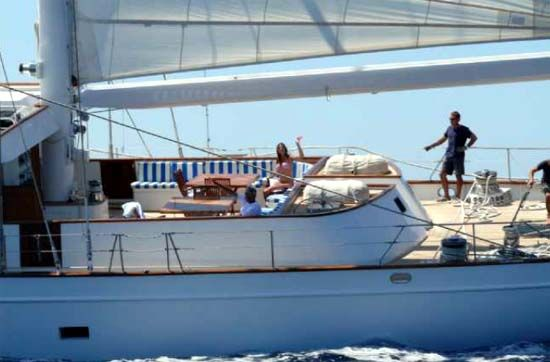 All Ocean Sailing Yachts for Sale- 136 Sailing Yacht for Sale Queen Nefertiti