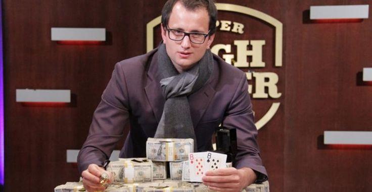 Триумфатором турнира тяжеловесов Super High Roller Bowl в этом году стал немец Райнер Кемпе. За свою победу он получил почетный трофей и... $5 млн!