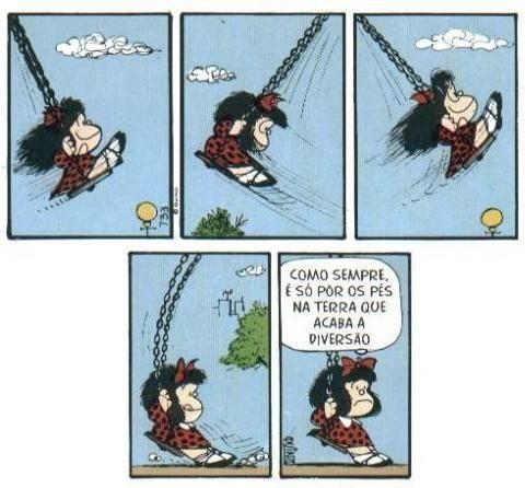 Mafalda…