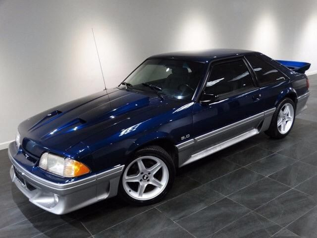 Mustang For Sale: 1993 Ford Mustang GT