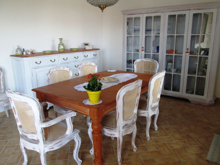 ambiente shabby chic
