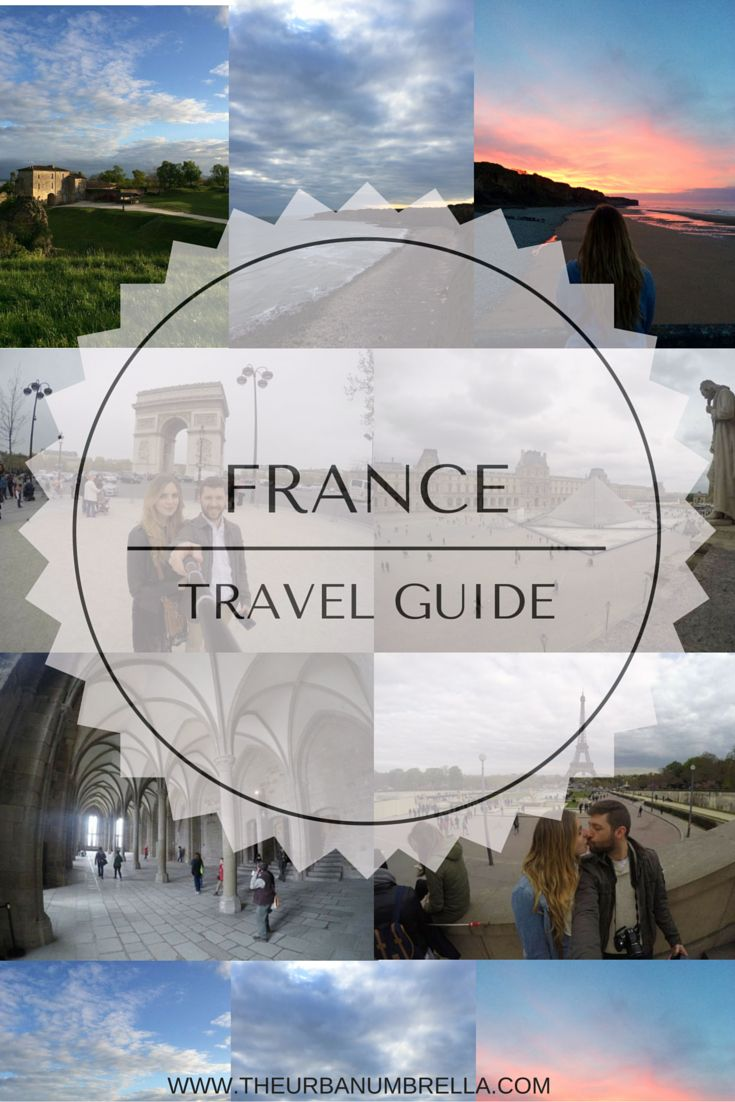 THE BEST WAY TO TRAVEL FRANCE Looking to have the trip of a lifetime? Click here to find the BEST way to travel France, and a few must-see destinations!