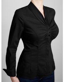maximila #fashion #Bluse für Frauen mit große Oberweite