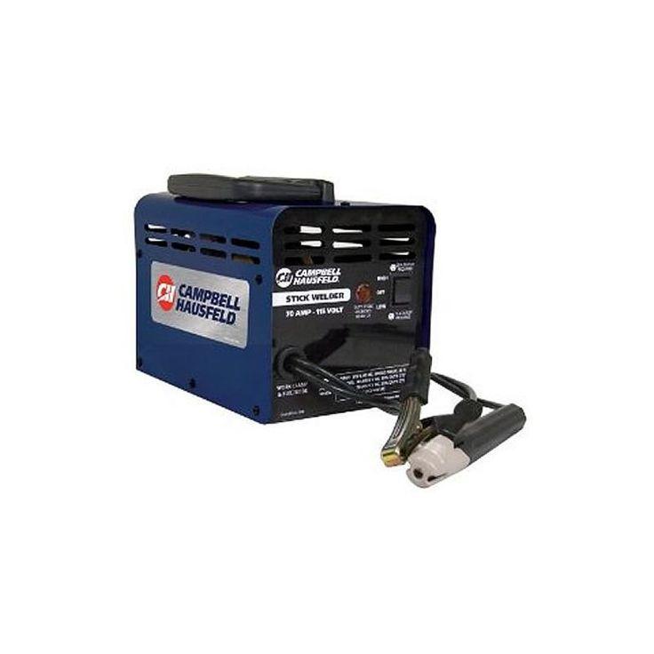 Campbell Hausfeld WS0990 115-Volt Stick Arc Welder Welder Power Tools Welders Arc Welders
