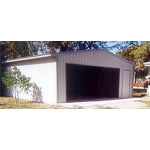 Storage building plans 30x40 woodworking projects plans for Metal building workshop plans