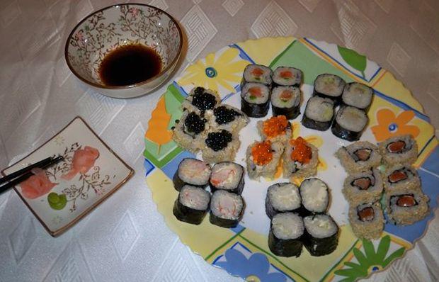 Соус для приготовления суши