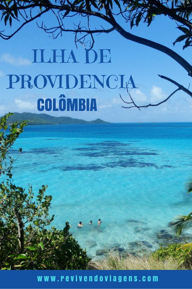 Conheça a paradisíaca Ilha de Providencia, no caribe colombiano.  #Caribe #Colombia #Praia