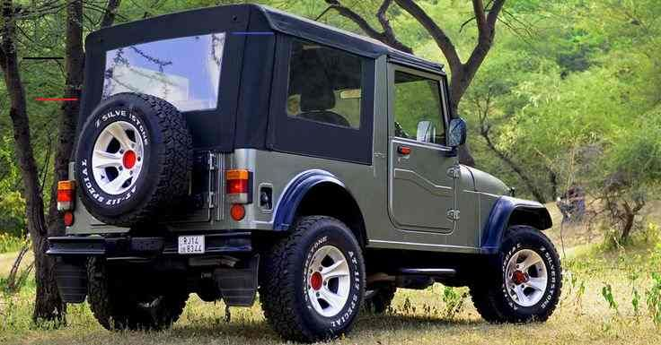 Modified Mahindra Thar Jeep Awesome Look Br In 2020 Mahindra Thar Jeep Mahindra Thar Jeep