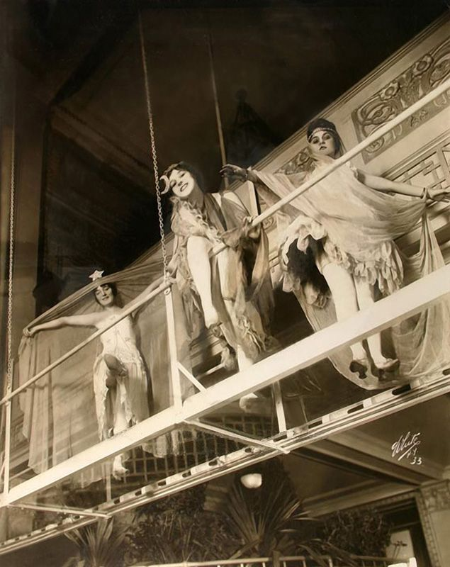 Ziegfeld Follies   Ziegfeld girls
