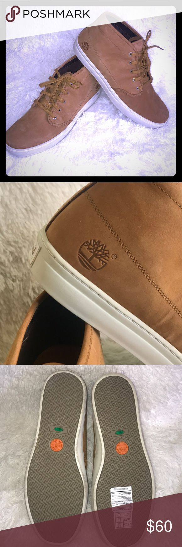 Timberland Earthkeepers CHUKKA BOOTS Brand New  Timberland Earthkeepers CHUKKA BOOTS Never used  Tan Leather  Genuine Leather Upper  White Sole Timberland Shoes Boots