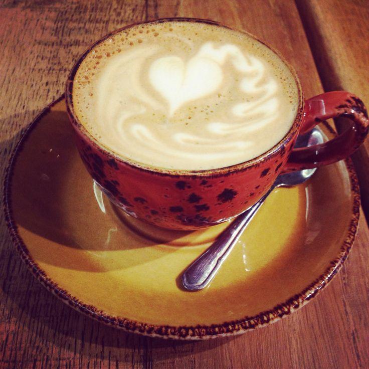 Coffee Harris and hoole