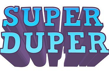 - SUPER DUPER is a brand new educational musical for schools with an exciting, dynamic and interactive narrative created to celebrate Book Week 2017, the CBC shortlist and its 2017 theme Escape to Everywhere. ​ Exploring the themes of striving to be your best and not underestimating people's potential, SUPER DUPER also literally gets students involved in the story as decisions made by the audience during the show help determine what happens. ​