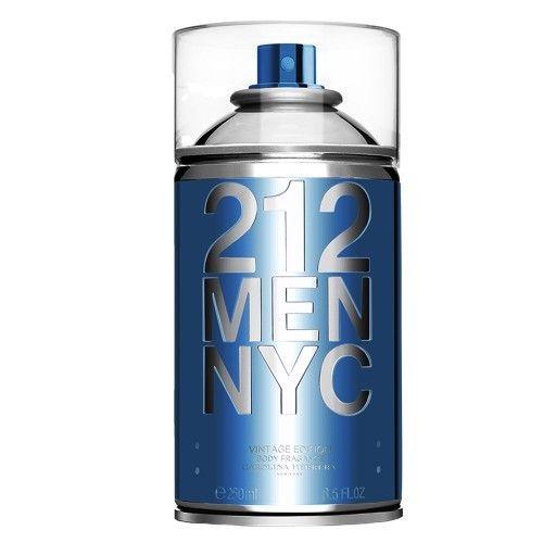 Carolina Herrera 212 MEN NYC BODY SPRAY MASCULINO EAU DE TOILETTE http://compre.vc/v2/174e22f1 #PreçoBaixoAgora #MagazineJC79