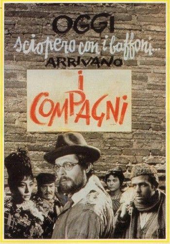 3 I compagni 1963 locandina