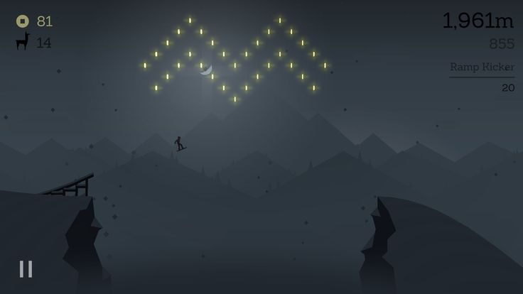 Alto's Adventure [APP]  Android | iOS | iPhone | Arcade | Action | Game