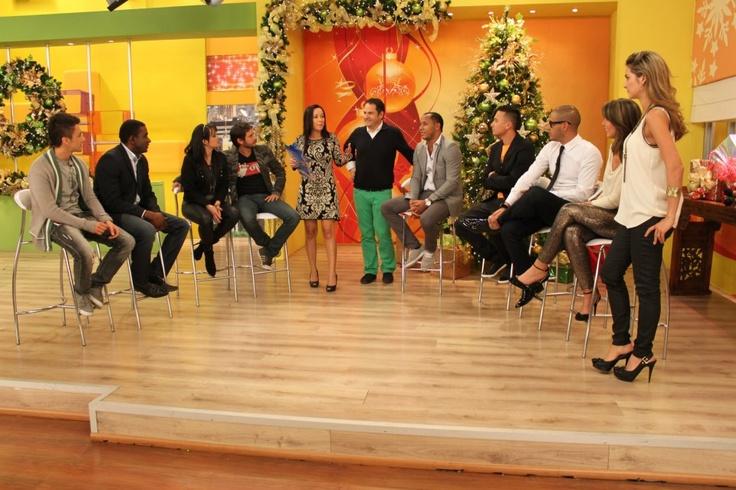 """Los más recientes eliminados de """"La Voz Colombia"""" vivieron un programa muy divertido en compañia de Buxxi y Golpe a golpe. Vea cómo se enfrentaron a las diferentes pruebas."""