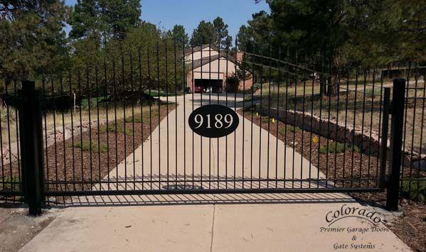 Automatic Gate Systems in Denver Colorado - Colorado Premier ...