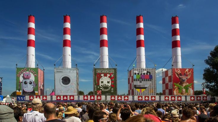 Welcome Home, Lowlands Festival <3