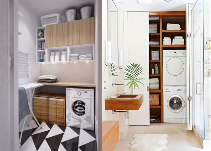 Inspiratie voor een stijlvolle wasruimte
