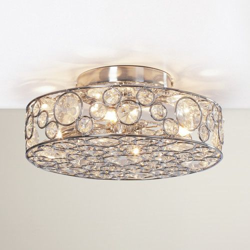 Found it at AllModern - Langella 4 Light Flush Mount