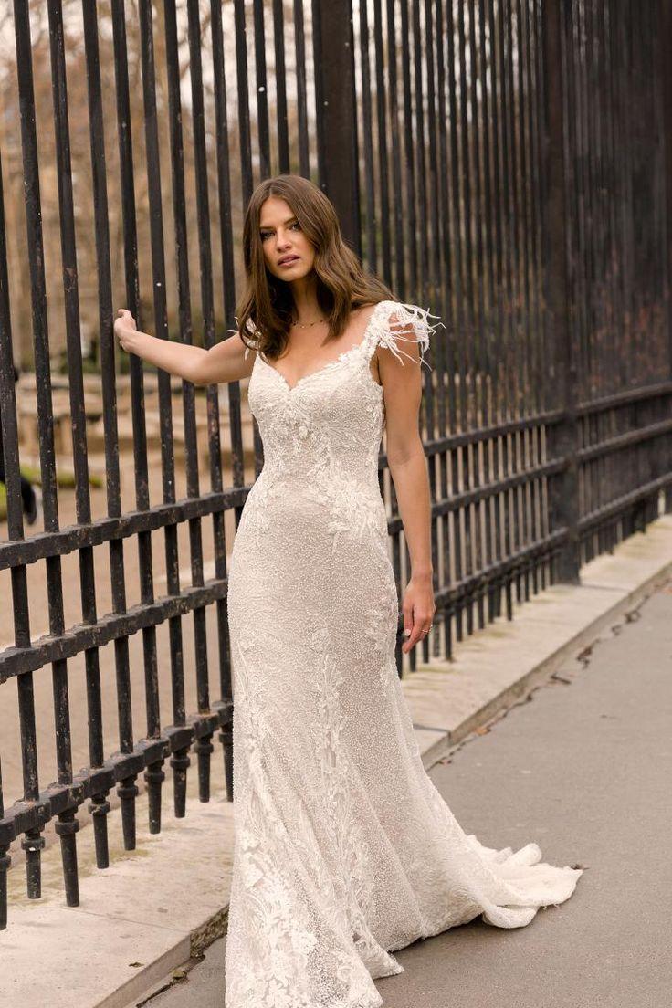 MONTMARTRE Madi Lane Bridal Australian bridal