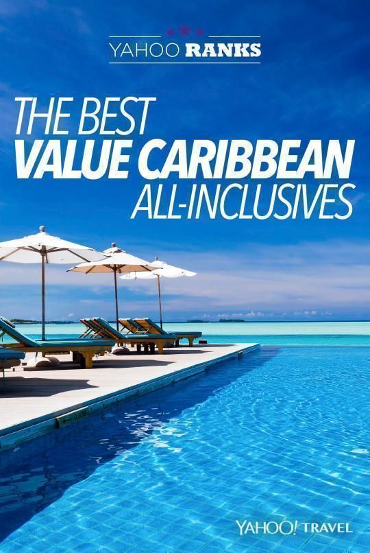 Here are the most-searched Caribbean all-inclusive resorts on Yahoo, to get your vacation planning started.