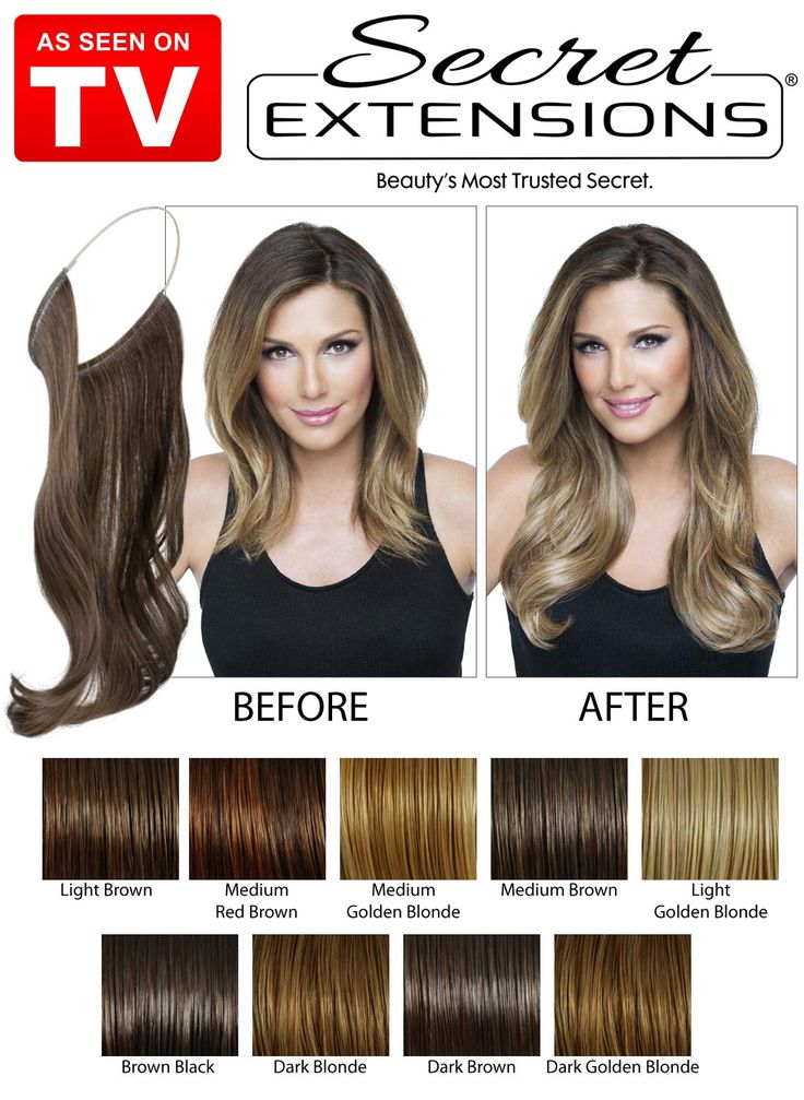 Secret Extensions by Daisy Fuentes | CarolWrightGifts.com